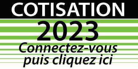 Cotisation 2020